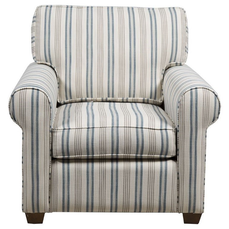 912 Chair by Capris Furniture at Esprit Decor Home Furnishings