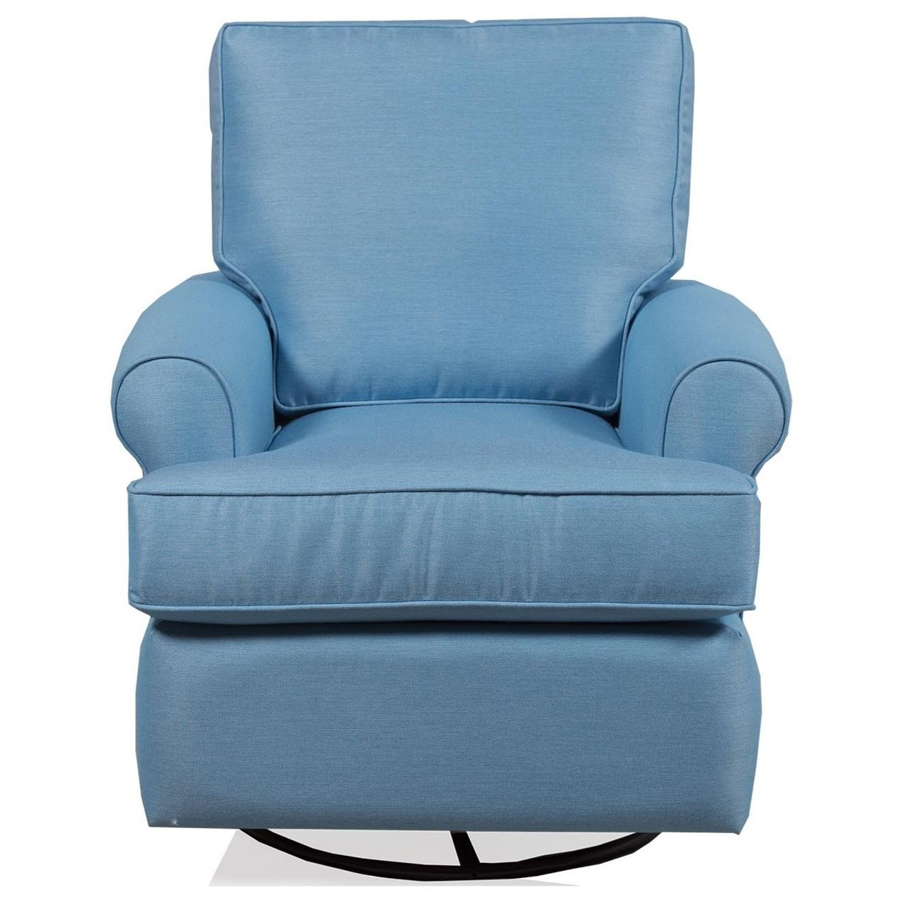 SG121 Swivel Glider Chair by Capris Furniture at Baer's Furniture