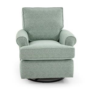 Casual Swivel Chair