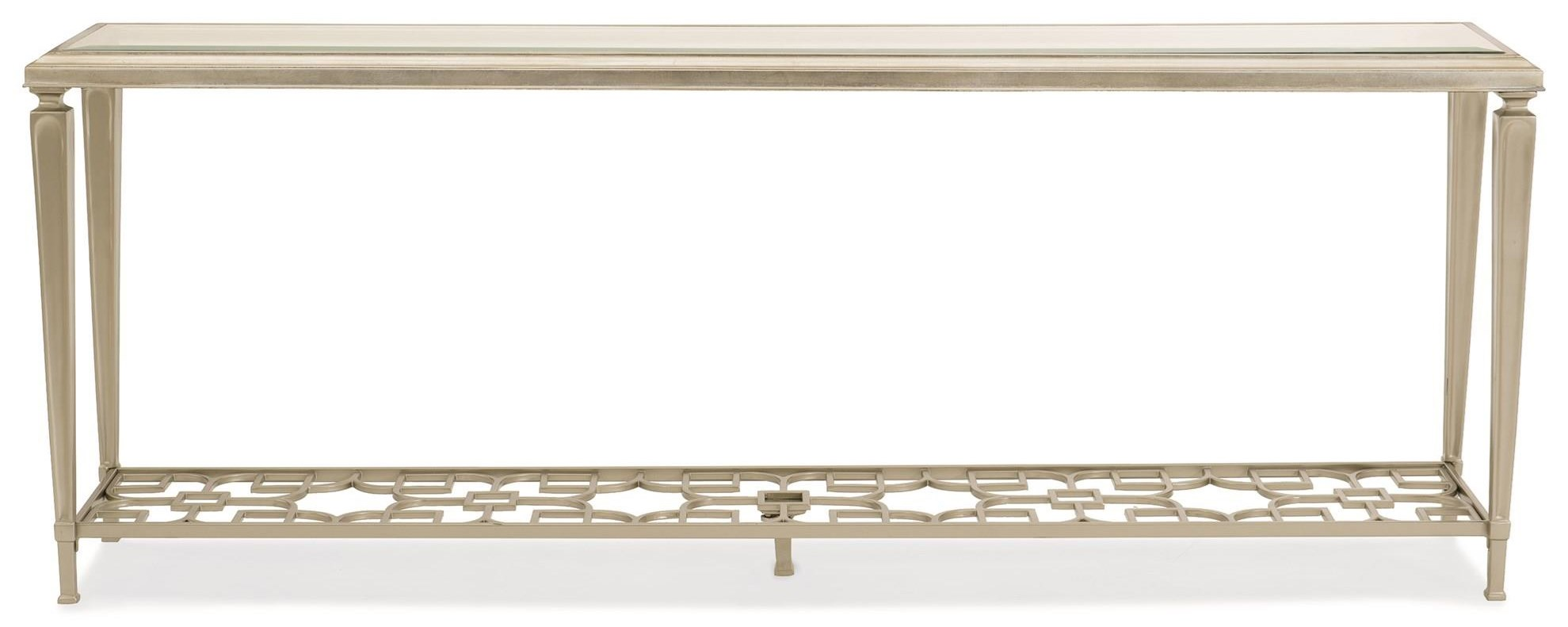 Caracole Classic Console Table by Caracole at Baer's Furniture