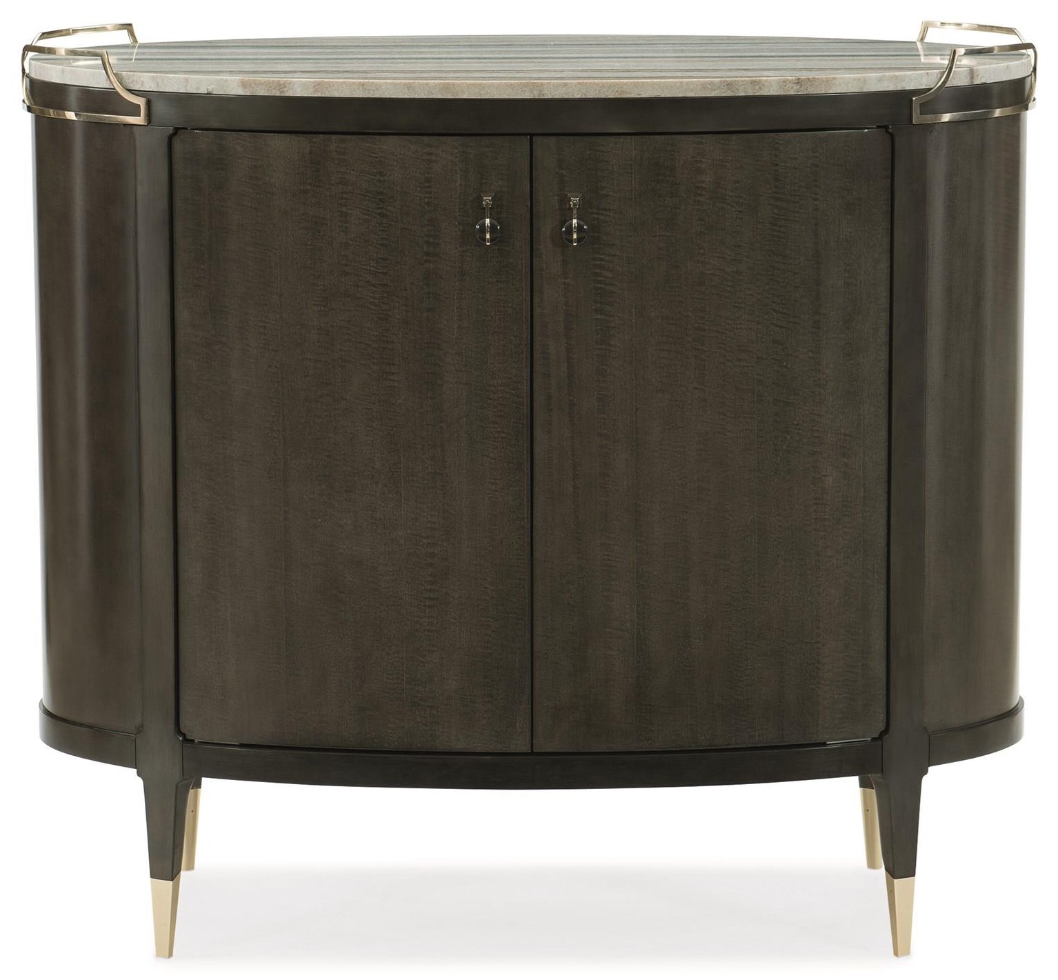 Caracole Classic Serving Cart by Caracole at Baer's Furniture