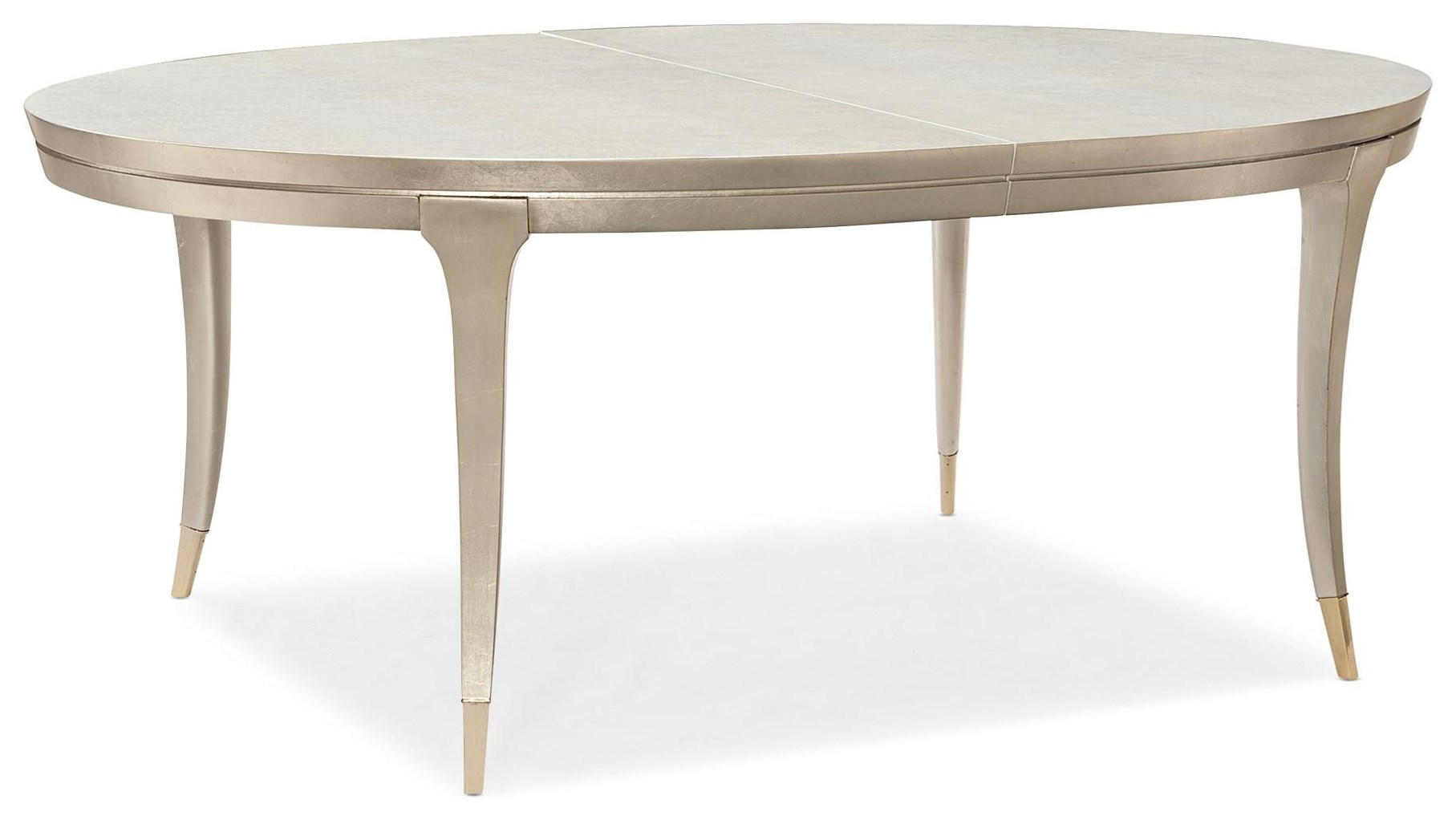 Caracole Classic Oval Dining Table by Caracole at Baer's Furniture
