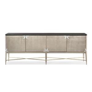 Contemporary Buffet with Adjustable Shelves