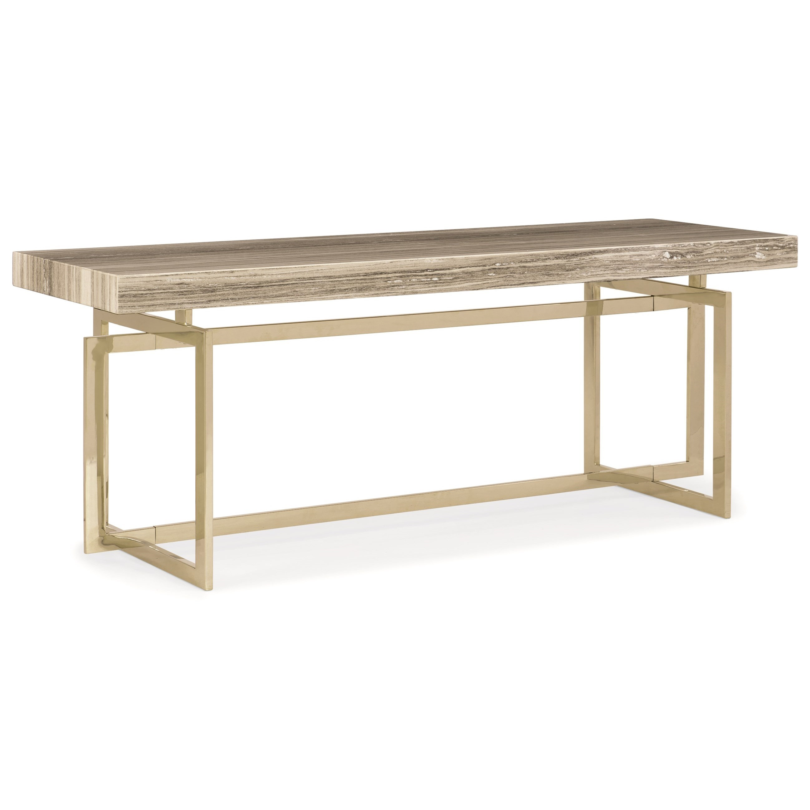 """Caracole Classic """"4 Ever A Classic"""" Console Table by Caracole at Baer's Furniture"""