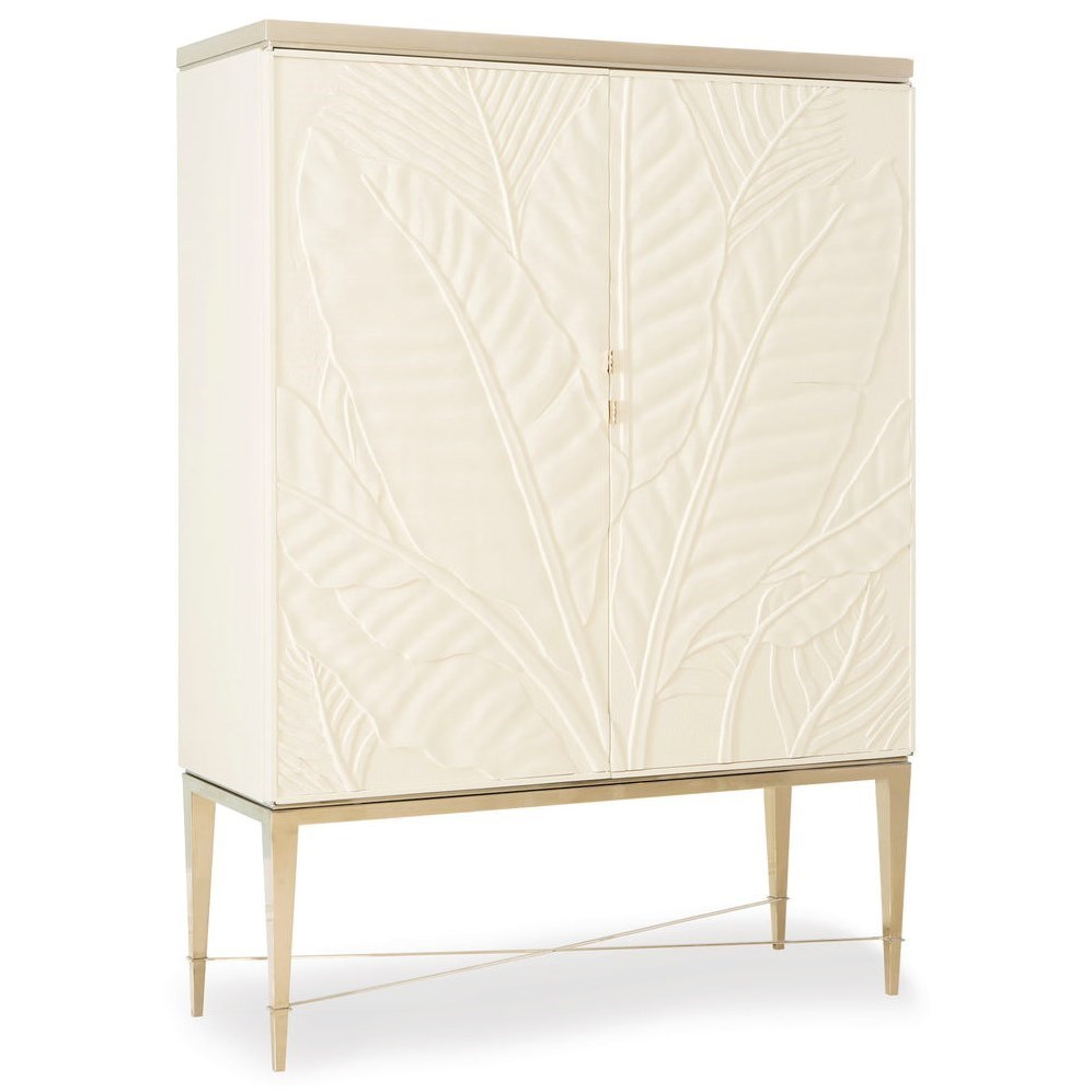 """Caracole Classic The """"Palms Up!"""" Bar by Caracole at Baer's Furniture"""