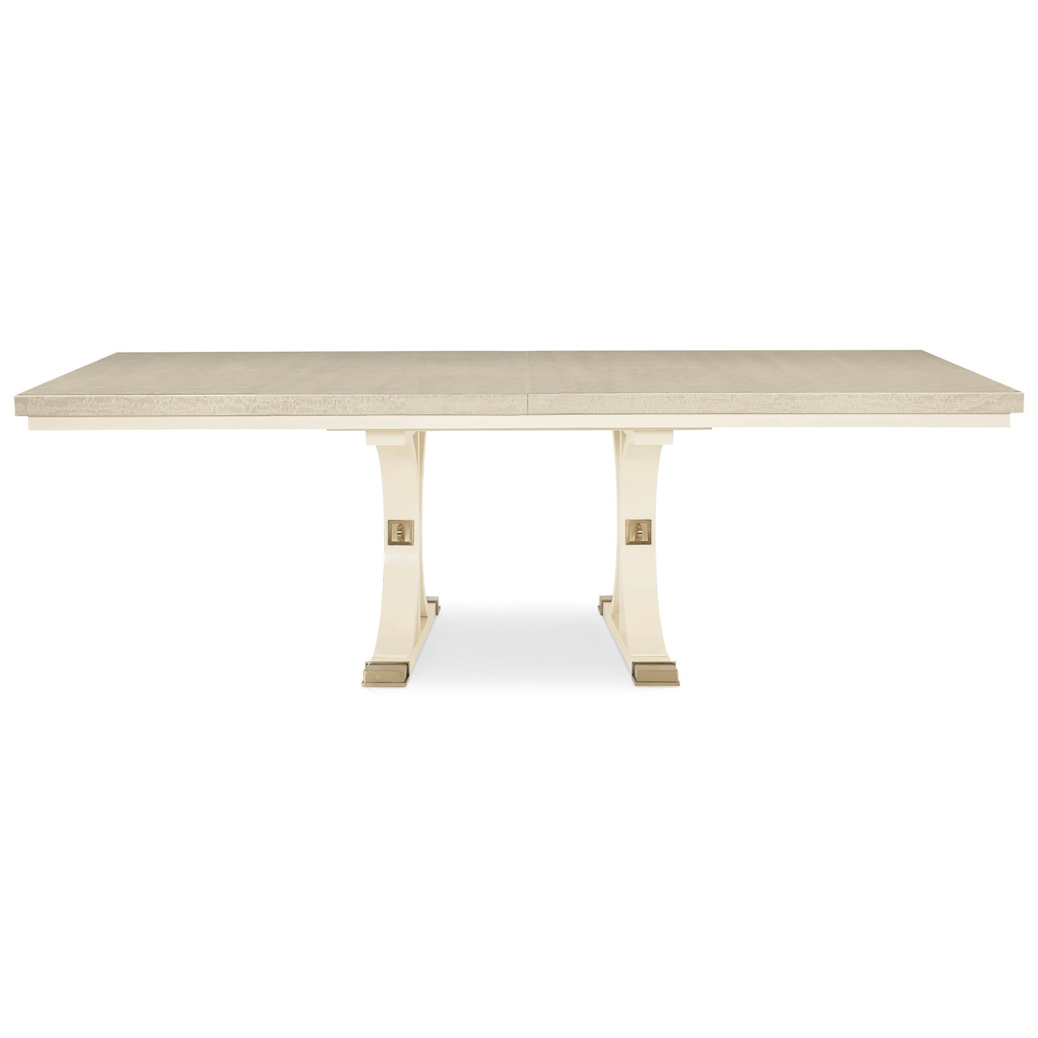 Caracole Classic Toe The Line Dining Table by Caracole at Baer's Furniture