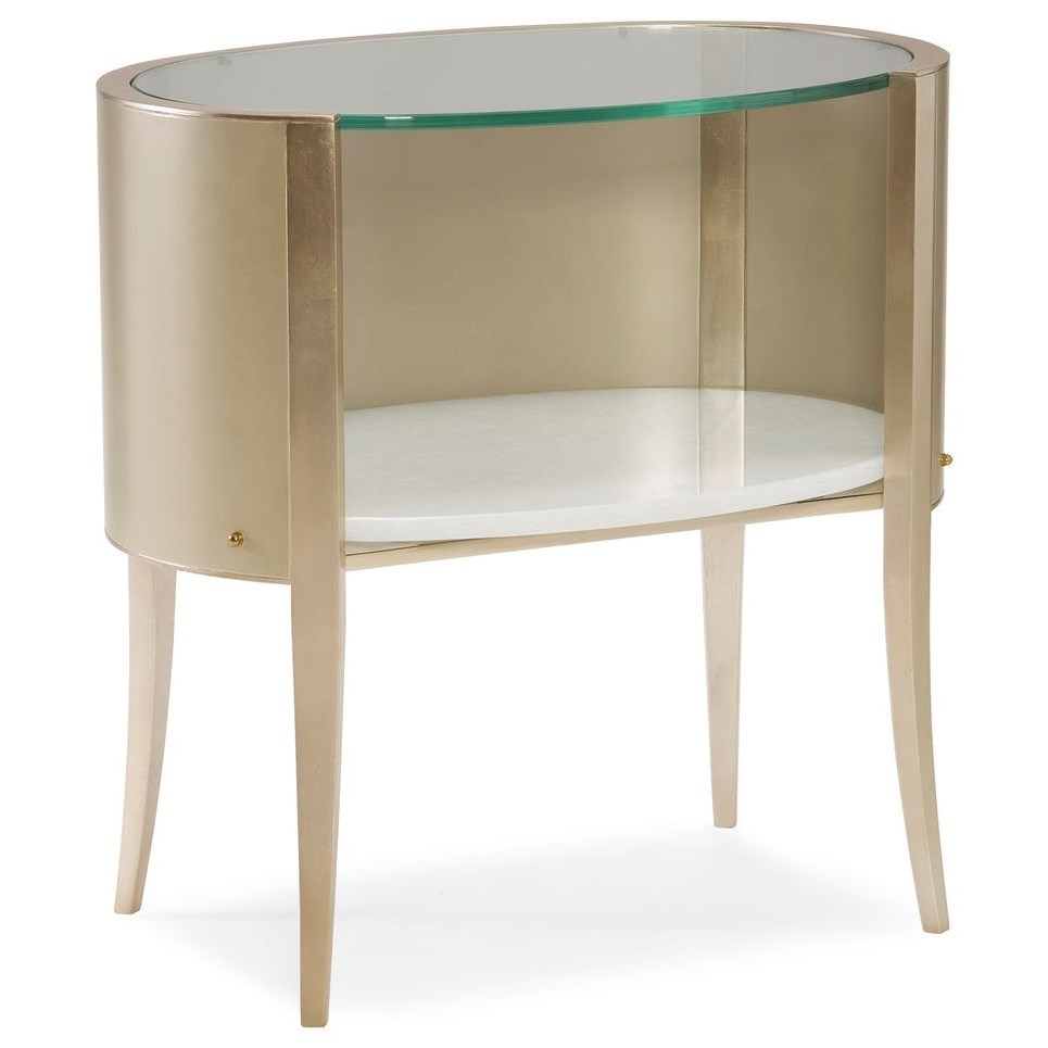 """Caracole Classic """"A Bright Idea"""" Nighstand by Caracole at Baer's Furniture"""
