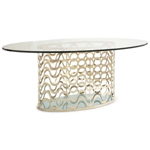Wavelength Dining Table