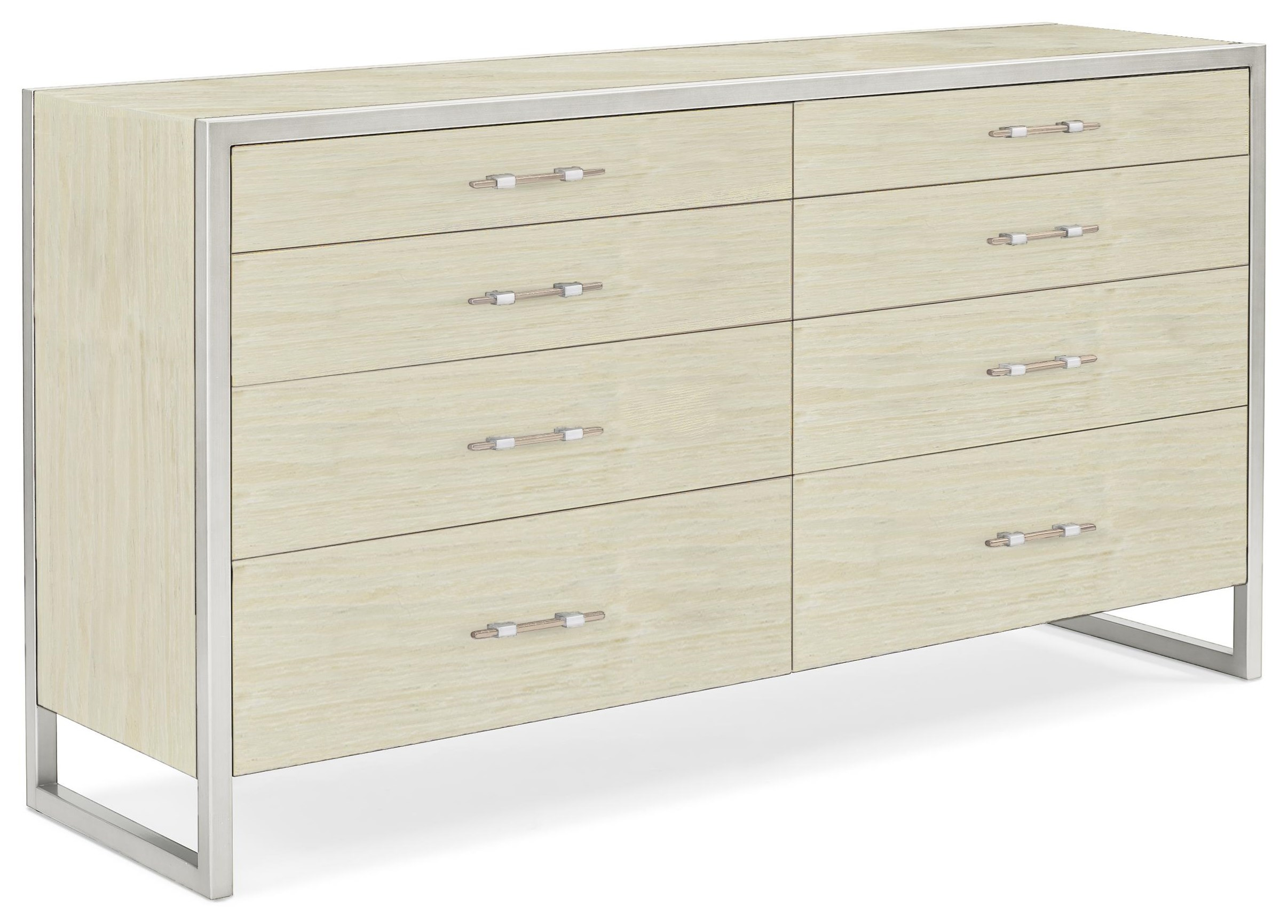 Remix Double Dresser by Caracole at Baer's Furniture