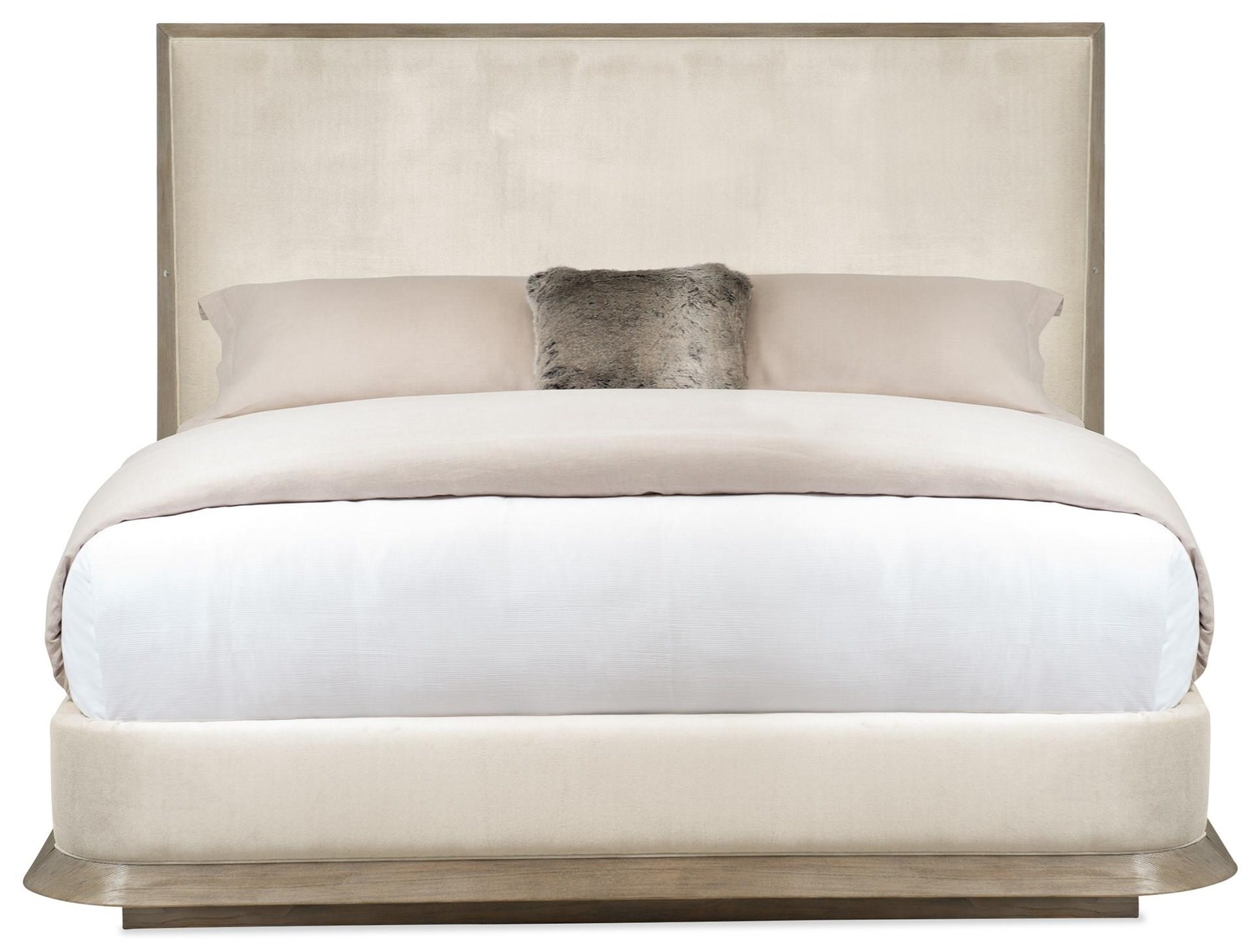 The Stage is Set Queen Upholstered Bed by Caracole at Baer's Furniture
