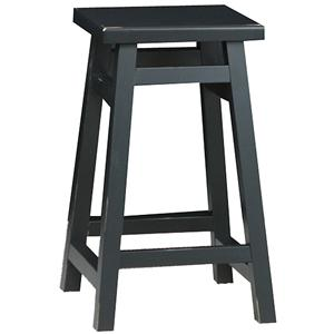 """Carolina Chair and Table Counter Height Dining 24"""" O'Malley Pub Counter Stool"""