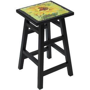 """Carolina Chair and Table Counter Height Dining 24"""" Sunflower Counter Stool"""