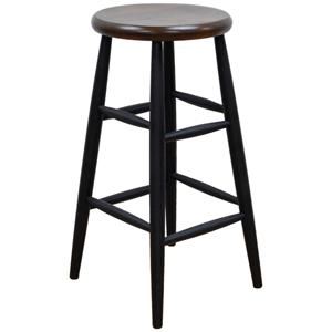 """Carolina Chair and Table Counter Height Dining 24"""" Café Counter Stool"""