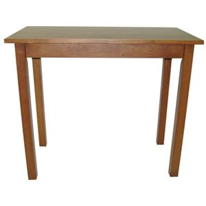 Carolina Chair and Table Counter Height Dining Cafe Table