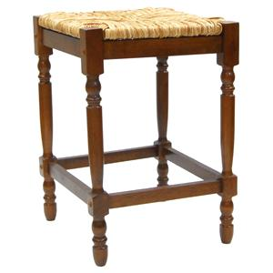 """Carolina Chair and Table Counter Height Dining 24"""" Hawthorne Counter Stool"""