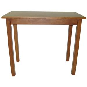 Carolina Chair and Table Counter Height Dining Pub Table
