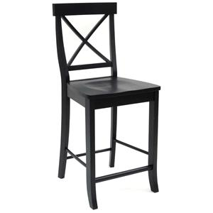 """Carolina Chair and Table Counter Height Dining 24"""" Essex Counter Stool"""