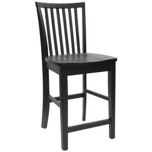 """Carolina Chair and Table Counter Height Dining 24"""" Hudson Counter Stool"""