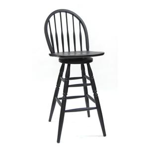 """Carolina Chair and Table Counter Height Dining 30"""" Windsor Bar Stool"""
