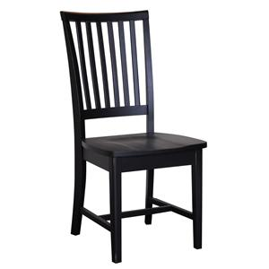 Carolina Chair and Table Dining  Hudson Side Chair