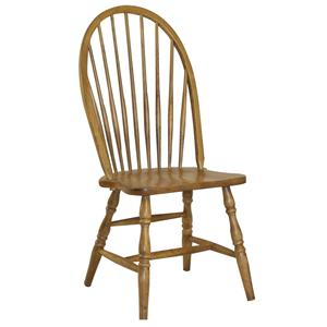 Carolina Chair and Table Dining  Windsor Side Chair