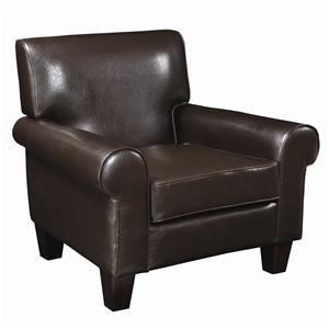 Carolina Chair and Table Oxford Club Chair