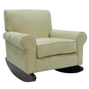 Carolina Chair and Table Oxford Upholstered Rocker
