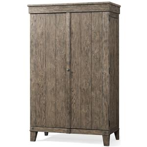 'Dry Falls' TV Armoire with 3 Internal Drawers
