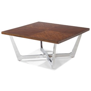 Times Square Contemporary Cocktail Table
