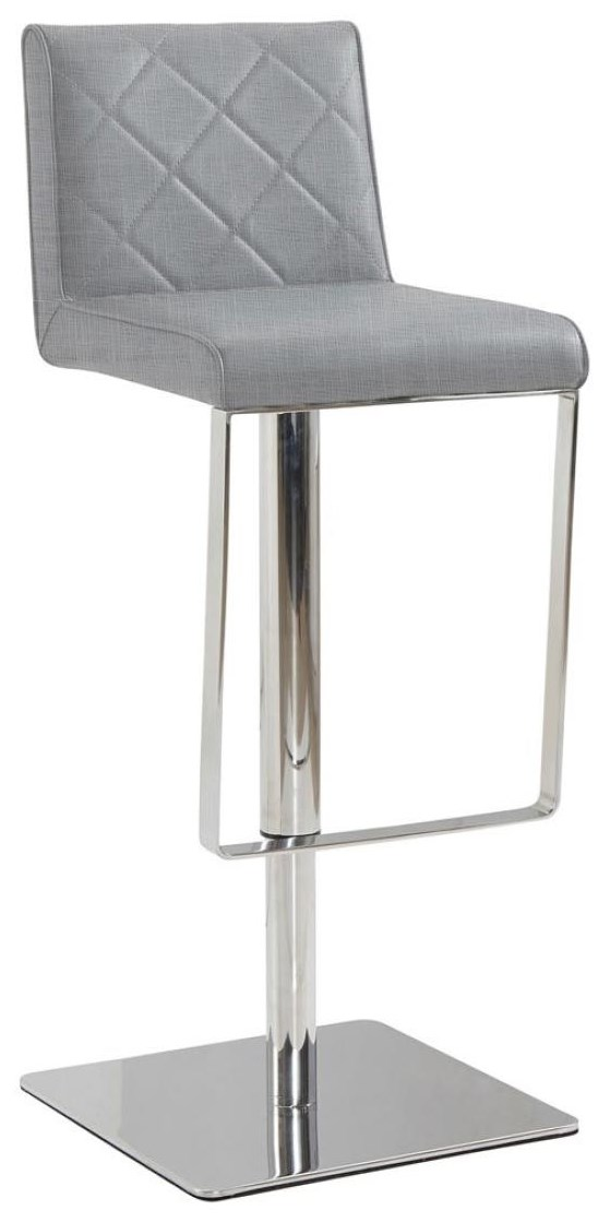 Barstools Adjustable Height Stool by Casabianca at Baer's Furniture