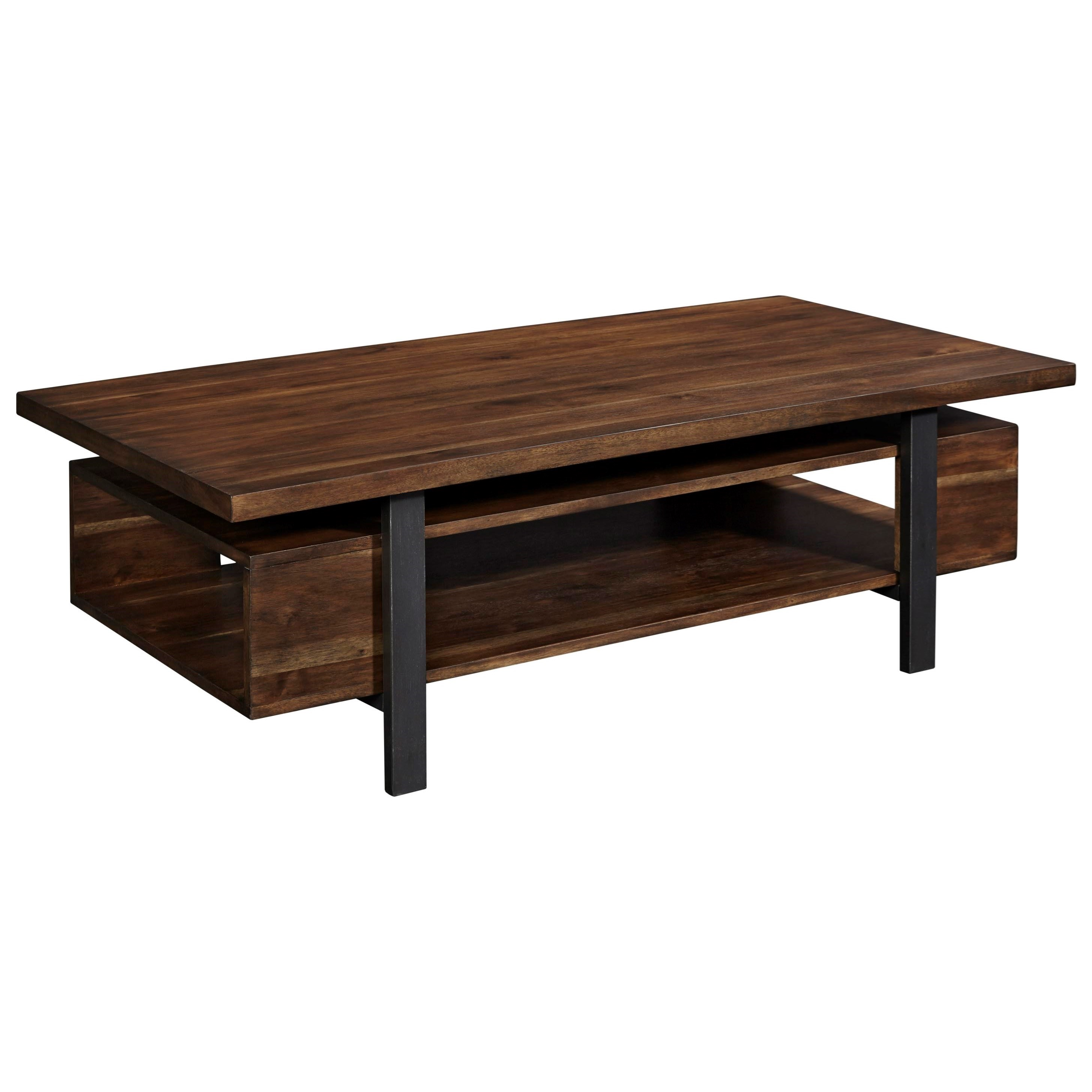 Travis Coffee Table by Casana at Corner Furniture