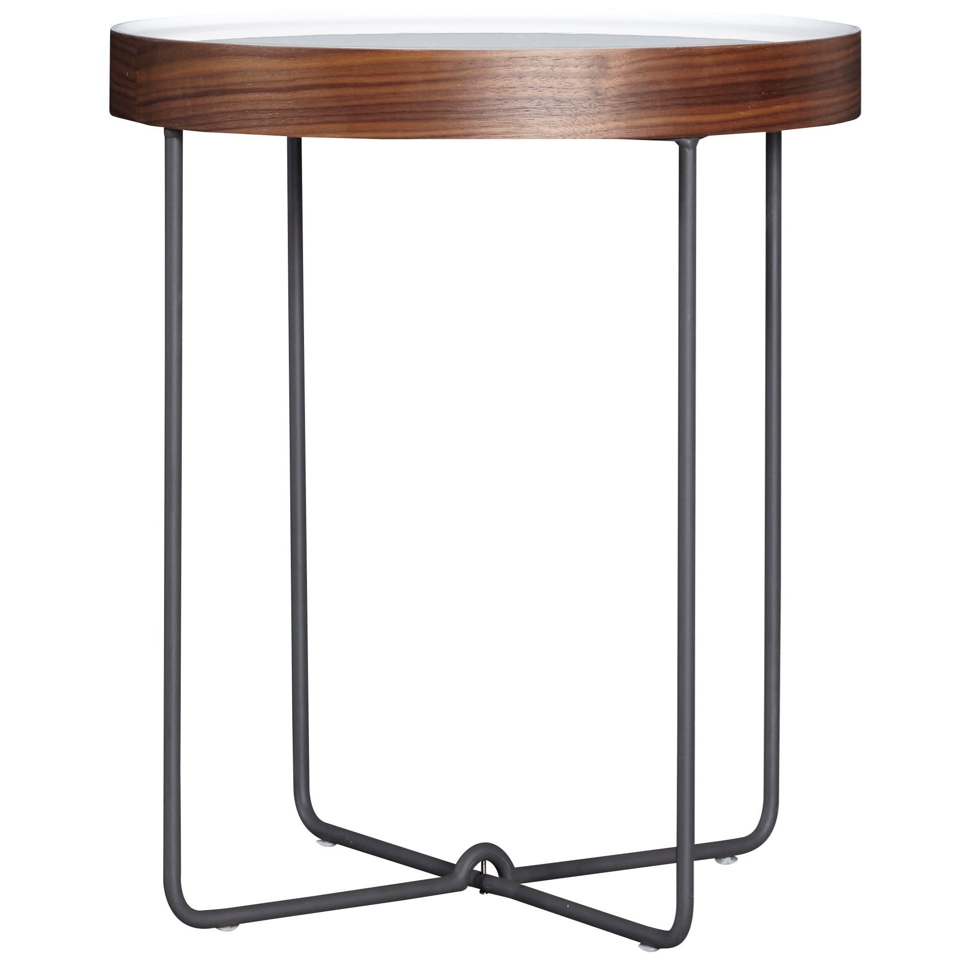 874 Natalie End Table by Casana at Corner Furniture