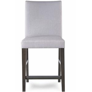 Casana Montreal Cafe Parsons Fabric Chair