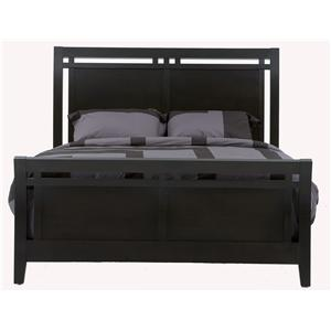 Casana Newport  Queen Sleigh Bed