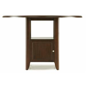 Casana Rodea Cafe Table with Black Insert Top