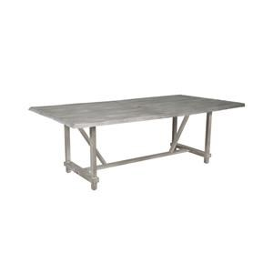 84 inch Rectagular Table W/ Umbrella Hole