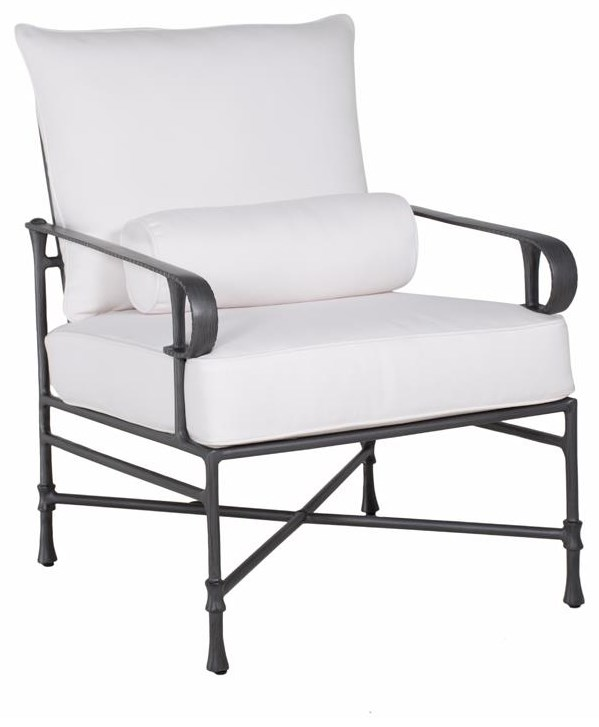 Bordeaux Lounge Chair by Castelle by Pride Family Brands at Johnny Janosik
