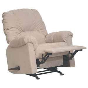Casual Rocker Recliner
