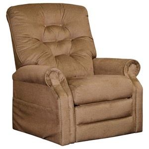 """""""Pow'r Lift"""" Full Lay-Out Recliner"""