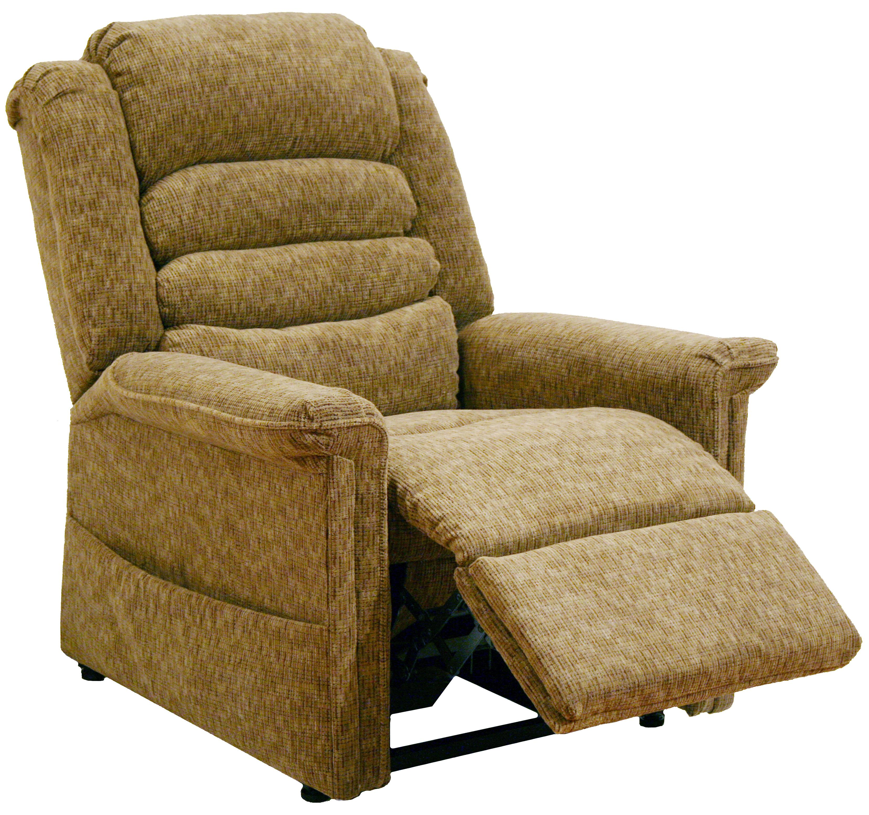 Soother Power Lift Recliner by Catnapper at Lapeer Furniture & Mattress Center