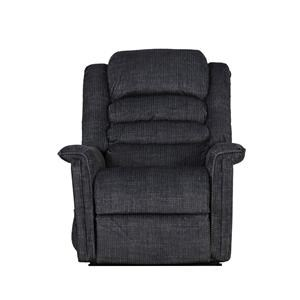 """Pow'r Lift"" Full Lay-Out Chaise Recliner w/Heat and Massage"