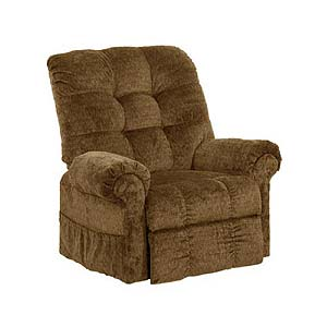 Pow'r Lift Full Layout Chaise Heavy-Duty Recliner