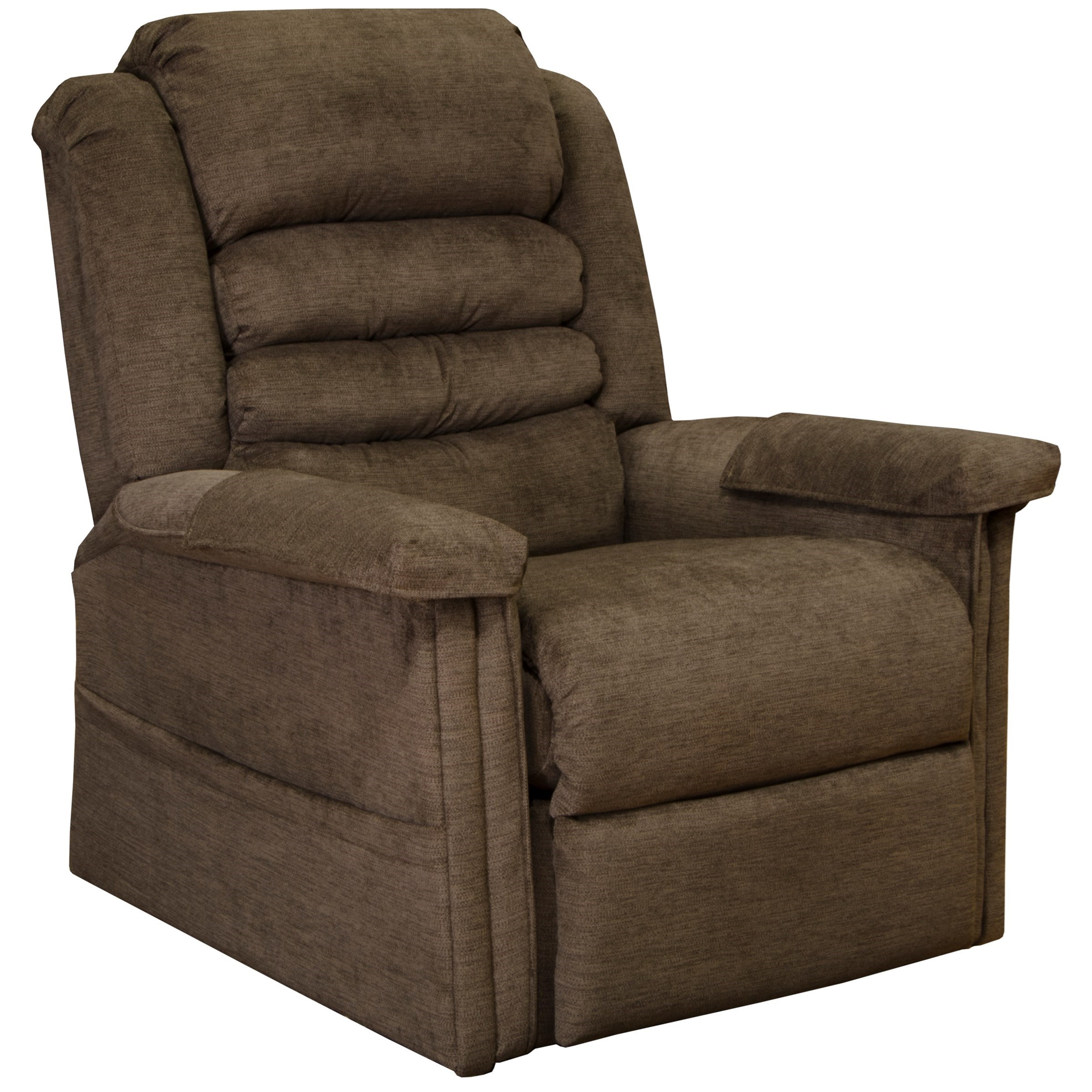 "Invincible 4832 ""Pow'r Lift"" Recliner by Catnapper at EFO Furniture Outlet"