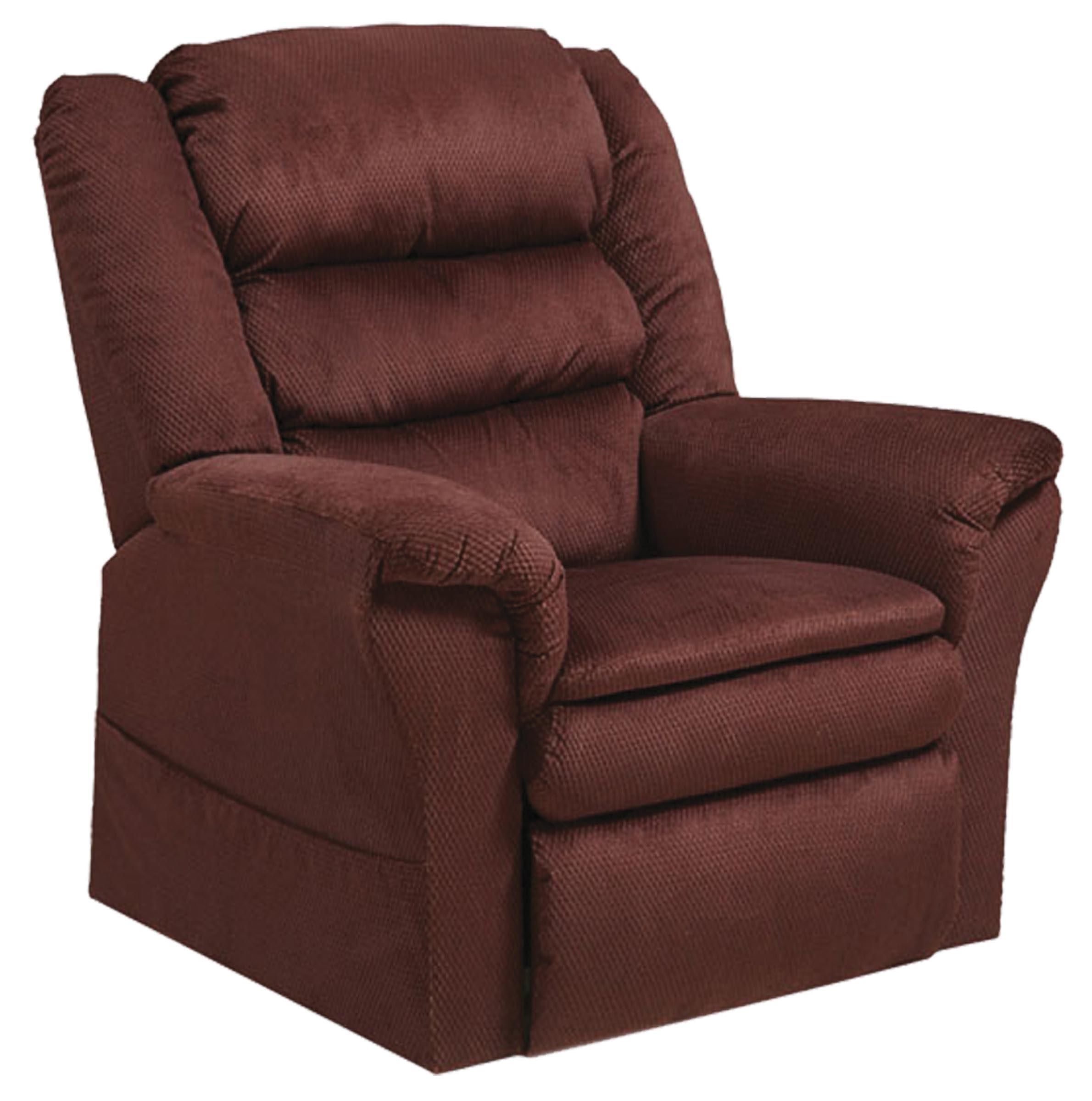 Preston Power Lift Recliner with Pillowtop Seat by Catnapper at Wilson's Furniture