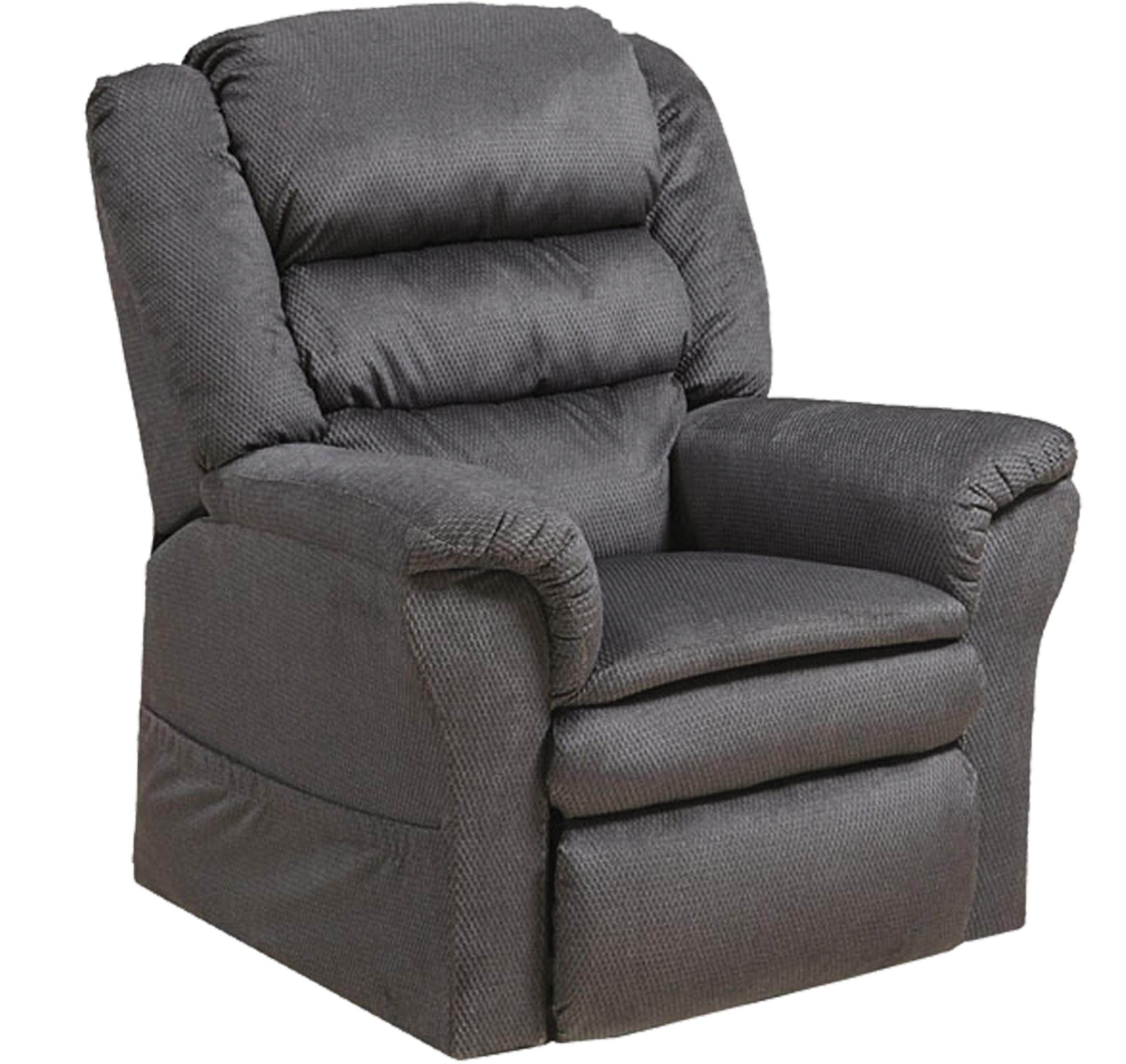 Preston Power Lift Recliner with Pillowtop Seat by Catnapper at Lapeer Furniture & Mattress Center