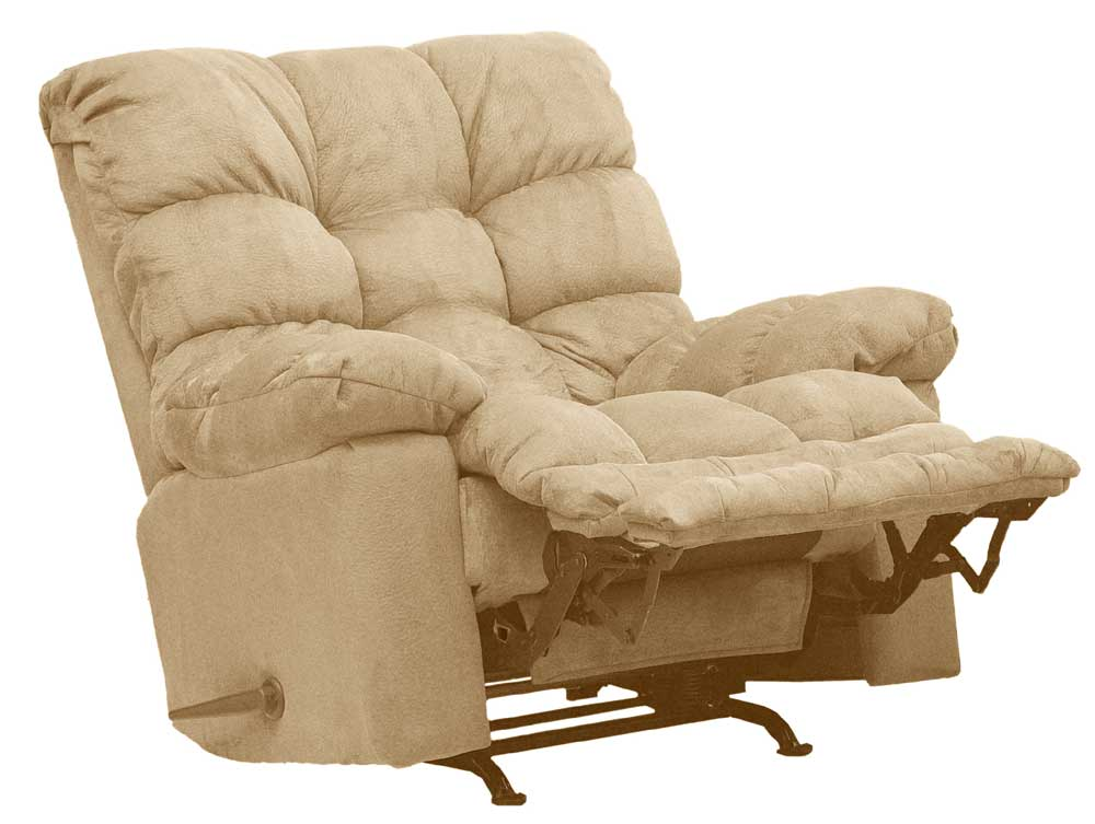 FROST Rocking Massage Recliner by Catnapper at EFO Furniture Outlet