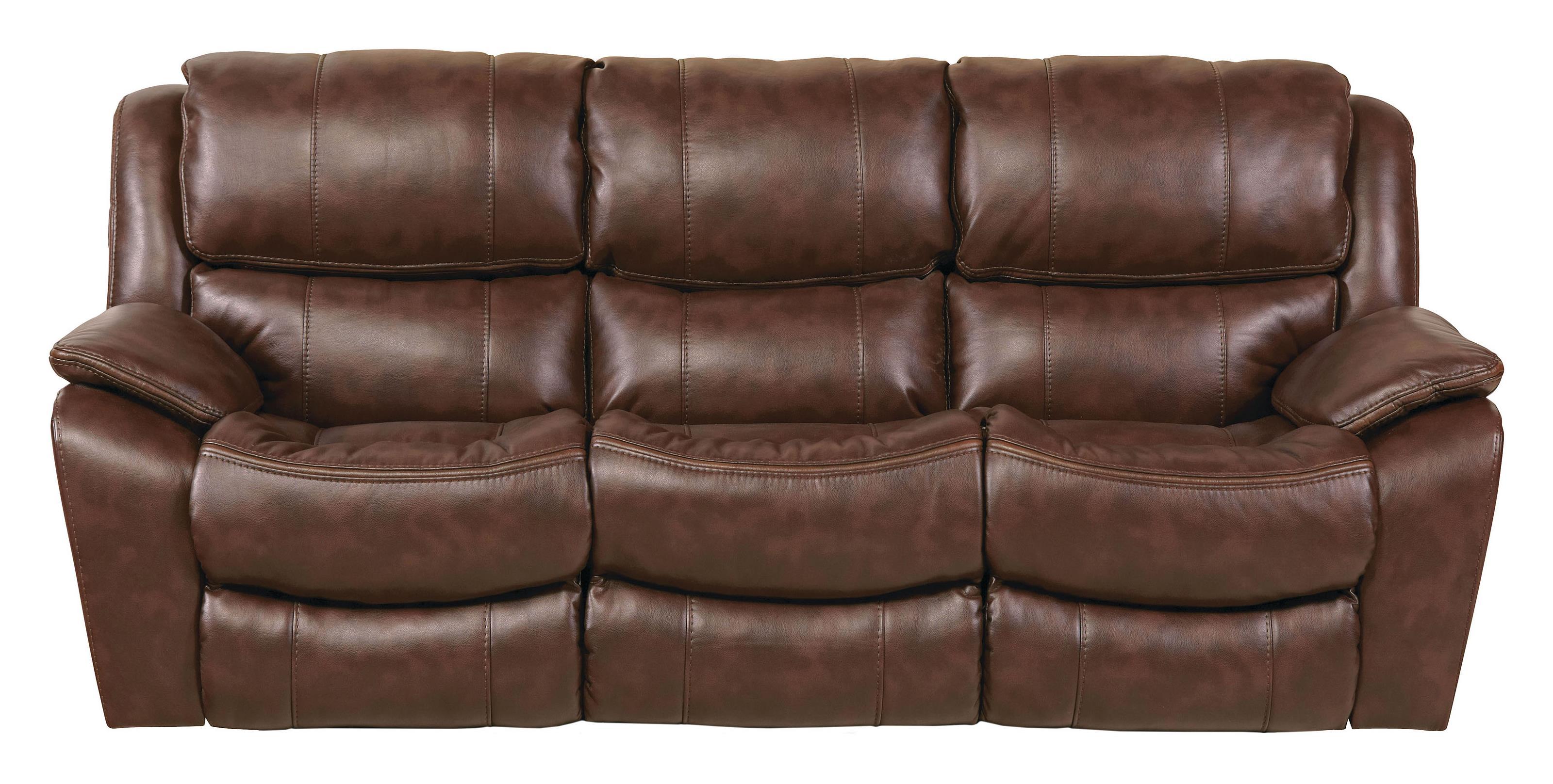 Beckett Power Reclining Sofa by Catnapper at Lapeer Furniture & Mattress Center