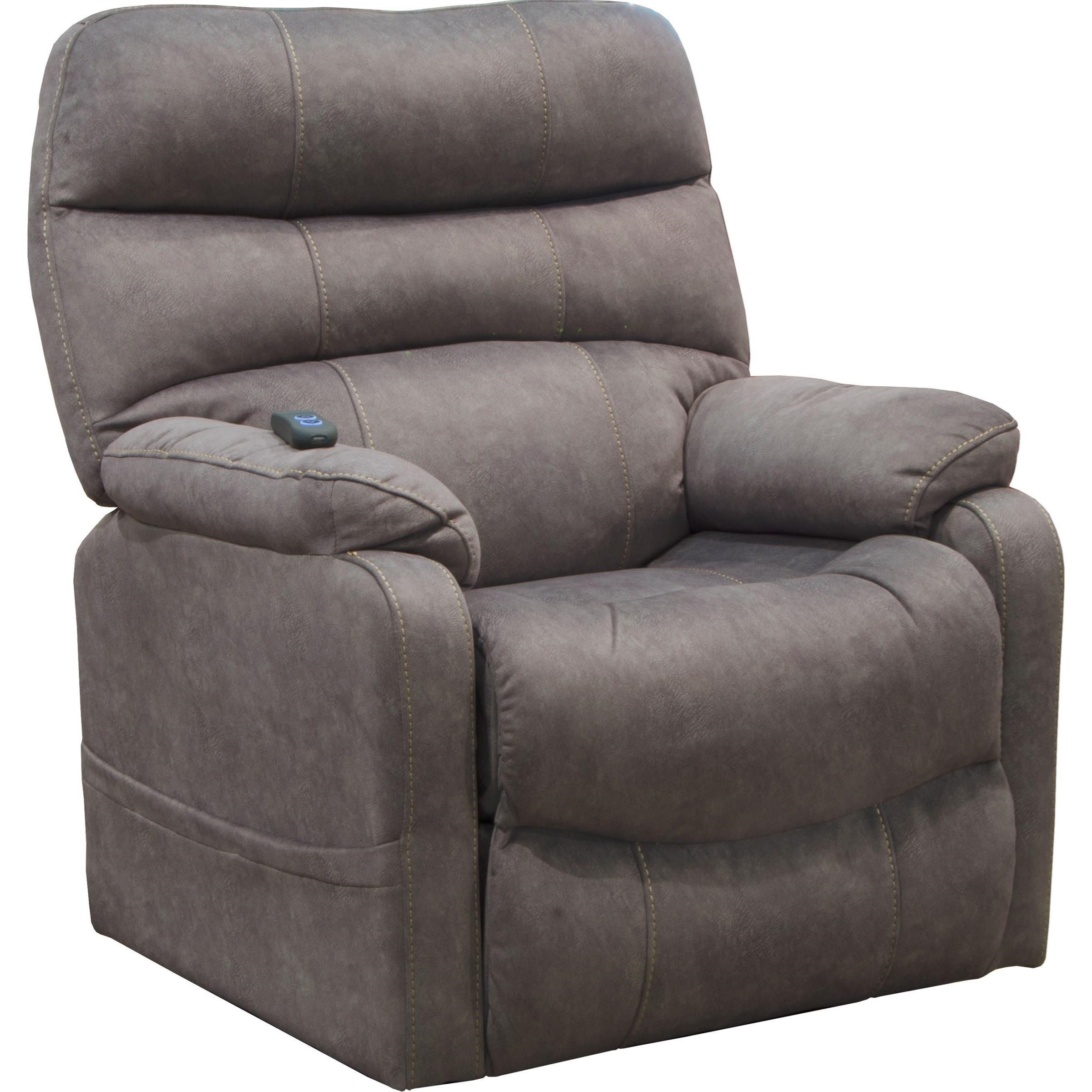 Buckley Power Lift Recliner by Catnapper at Northeast Factory Direct