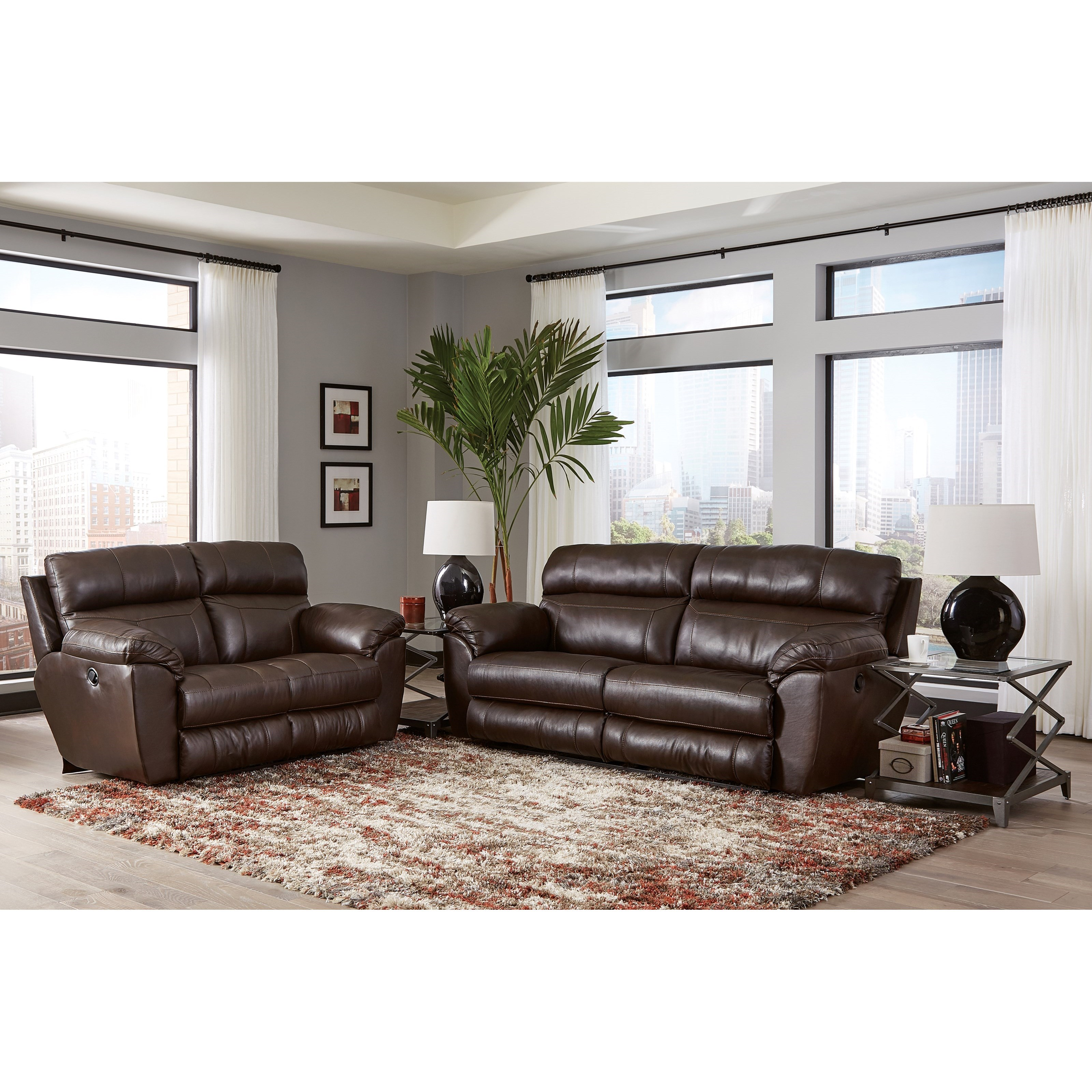 Costa Reclining Living Room Group by Catnapper at Gill Brothers Furniture