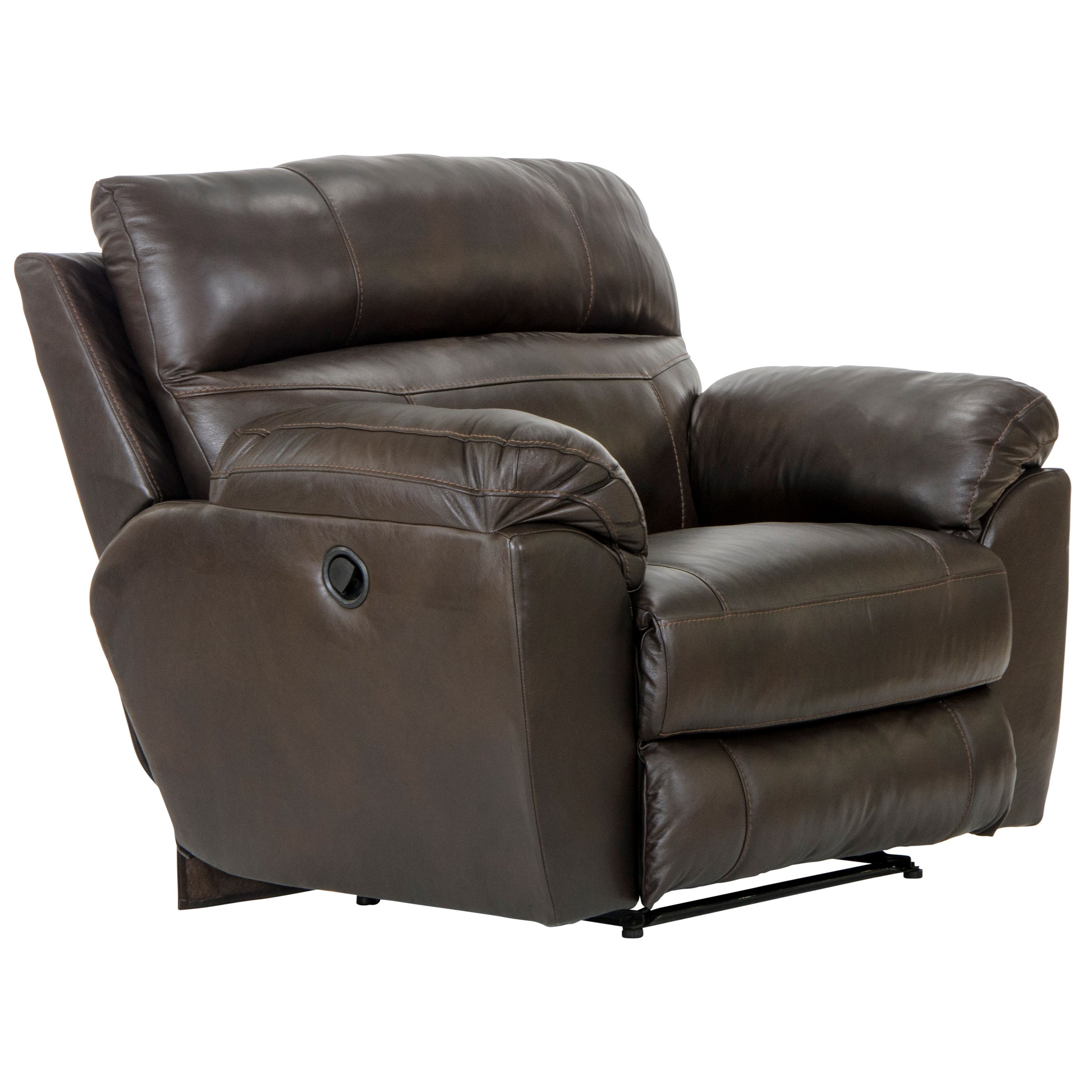 Costa Lay Flat Recliner by Catnapper at Northeast Factory Direct